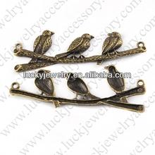 bird pendants charms