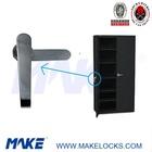 security L-handle storage & file cabinet lock