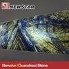 natural blue gemstones