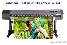 Reach 1800*2500.mm outdoor printer with Epson dx5 piezo head