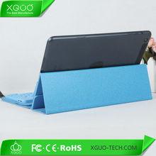 basketball printing for ipad mini case with keyboard pu leather
