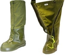 Pullover waterproof boots