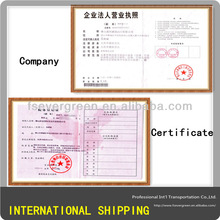 Guangzhou transportation company, North America alibaba express line