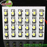 PCB 1210 24-SMD 12V LED Adapter Interior Car Truck Dome/ Panel Light