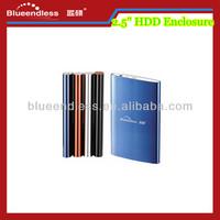 Hot Sell 2.5'' USB2.0 sata hdd enclosure U25PD