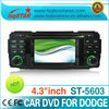 car gps navigation with GPS Navigation system 4.3 Inch HD Touchscreen for 2003-2005 Jeep Wrangler Dodge Chrysler