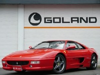 Stock#13026 FERRARI F355 BERLINETTA XR CHASSIS USED CAR FOR SALE [RHD][JAPAN]