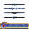 Exquisite wrought forged baluster