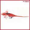 12.8'' special gecko decoration wrought iron crafts garden decoration