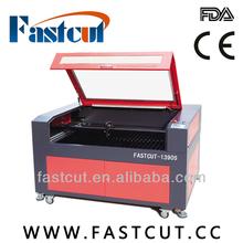 mini desktop price glass wood stone linearguide ball screw laser engraving laser cutter
