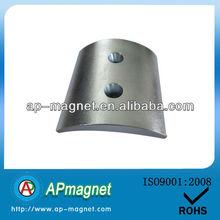 Hard Ferrite tile Magnets for Motor