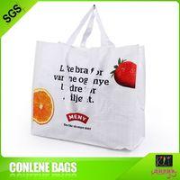 eco choice cotton canvas tote bag