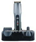 razor blade hair trimmers with charger stand and CE approved