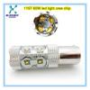 CE EMARK FCC t20 1157 led car brake bulbs 60W