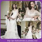 Elegant Sweetheart Lace Applique Bridal Gown Tulle Long Sleeve Modern Kebaya Dress