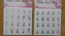 Nail Sticker (Silver)