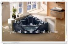 Freestanding bathtub massage bathtub with heater pump and spa G657