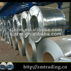 galvalume color painted steel coils sheet metal roofing rolls