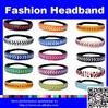Fashion Plating Jewelry Cheap Plain Decorating Baby Headbands