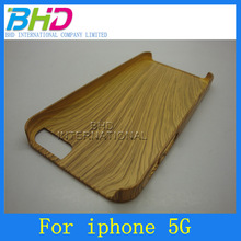 Bamboo wood Patten fashion cell phone cases For iphone5