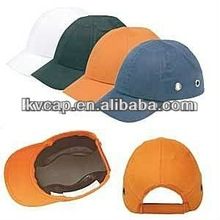 L/C safety baseball bump cap wit insert helmet CE EN812
