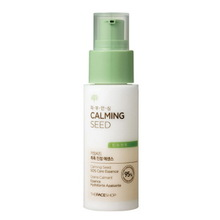 Calming Seed Sos Care Essence The Face Shop Cosmetics of Korea