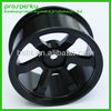 cnc machined precision aluminum RC car wheel parts
