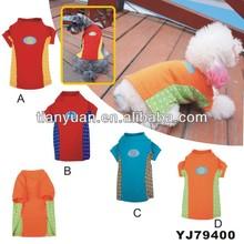 """Dog Fashion T-Shirts 8""""-20"""" direct supplier"""