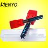 Senyo-Nano Coating R0.2 Corner Radius Cutting Tool/CNC Metal Milling Cutter Round Nose Coating Cutter Bit In Stock
