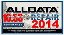 Alldata 10.53 Auto Repair tool 2014