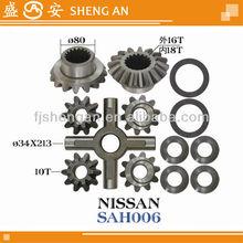 NISSAN differential repair kit truck parts Forging repair kit 38423-90010