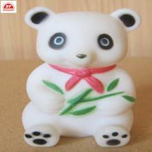 Icti Shenzhen fábrica de plástico panda brinquedo encantador do bebê