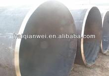 carbon/mild steel LSAW PIPE API5L x70\x80