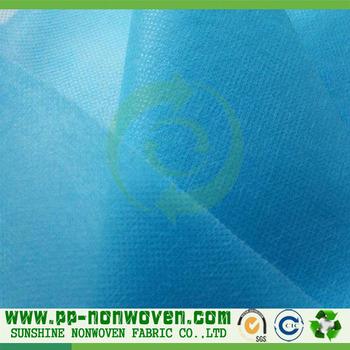 Diamond design polypropylene medical blue nonwoven