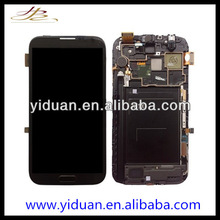 China manufacturer LCD for Samsung Galaxy Note 2 Replacement Screen