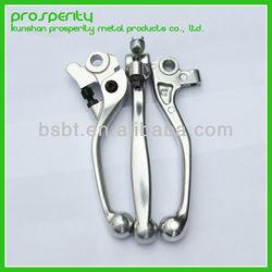 aluminum precision motorcycle lever wholesaler cnc china