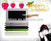 Fashional Gift !!! Ultra Slim 10.1inch netbook wholesales via 8850 laptops