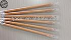 "7"" soft wood black lead HB pencil with plastic cap office&. school supplies"