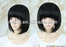 hot sale kanekalon synthetic wigs with the cheapest price