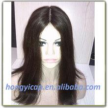 Full Silk Base Wig 4X4 5X5 Silk Base Skin Full Lace Wigs