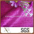 de malla de tul bordado con cuentas y lentejuelas de encaje de tela para los vestidos de los niños