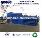 waste used paper compression machine
