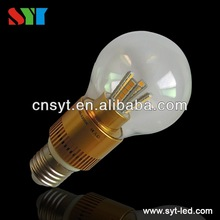 Highest cost performance Anern 5W Led light e27/E26 Led Bulb