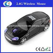 Aston Martin DBS Wireless Car Mouse Black