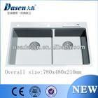 DS7848H teka handmade kitchen sinks stainless