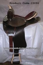Western Barrel Saddle