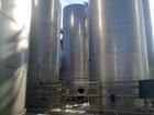 Ethanol storage stainless steel tank