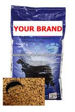 Dry dog food , Dog food