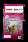 Dry cat food OEM Brand and packing