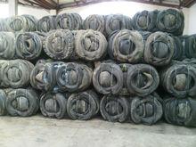 Scrap/waste tyres